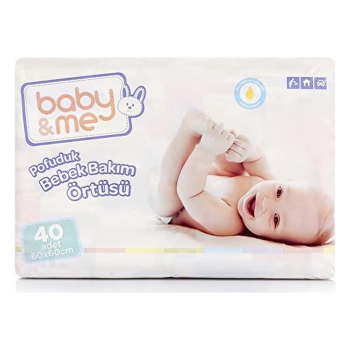 Diaper Changing Mat 60x60 cm 40 pcs