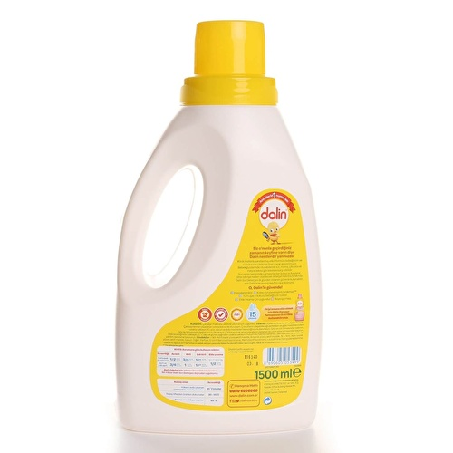 Liquid Laundry Detergent 1500 ml