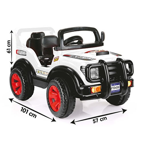 Storm Battery-Operated Ride on