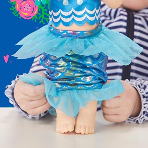 Mermaid My Baby Doll