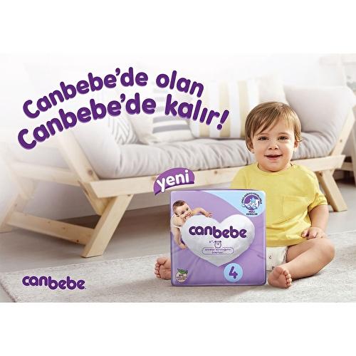 Jumbo Size 3 Midi Baby Diaper 4-9 kg 45 pcs