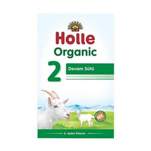 Organik Keçi Sütü Devam Formülü 2 400 gr
