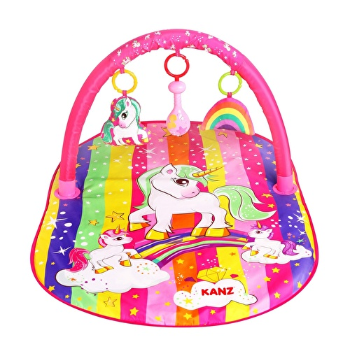 Fun Unicorn Game Carpet