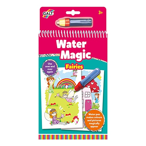 Water Magic Sihirli Kitap 3 Yaş+