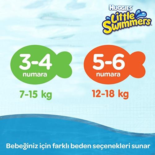 Little Swimmers Baby Swim Pants 12-18 kg 11 pcs