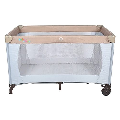Basic Portable Foldable Travel Cot Bed
