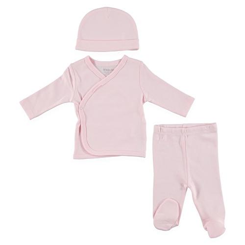 Baby Bodysuit Trousers Hat Set