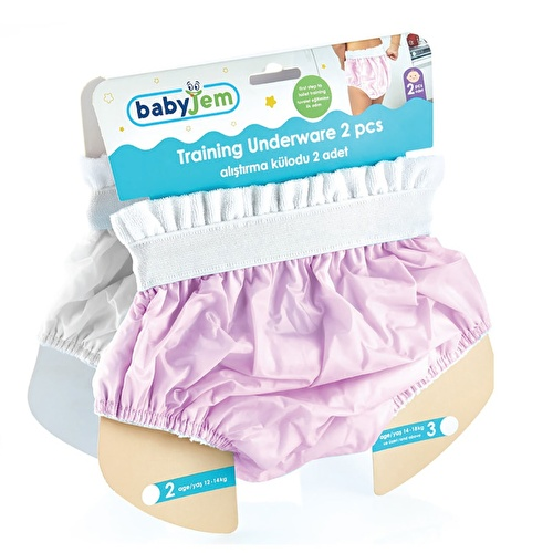 Baby Lux Training Panty 2 pcs