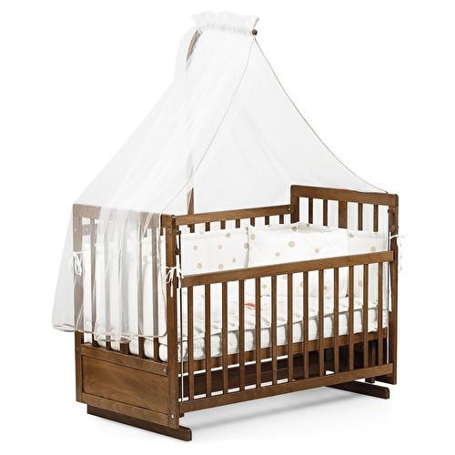 Baby Venüs Wooden Cradle