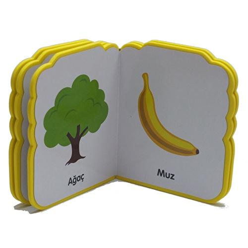 Kids Soft Books - Words