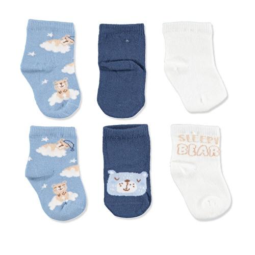 Bebek Üçlü Sleepy Soket