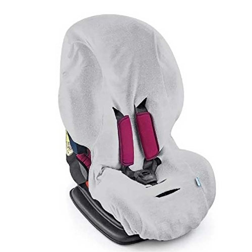 Knitted Towel Car Seat Cover