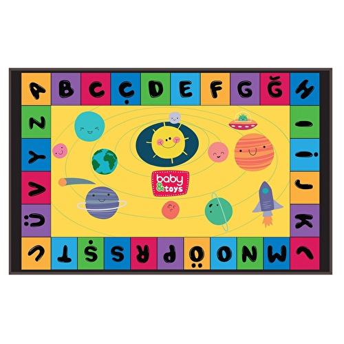 Alfabe Bebek Oyun Halısı