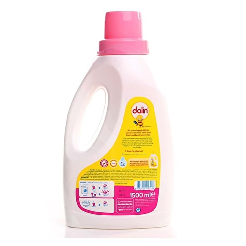 Liquid Laundry Softener 1500 ml