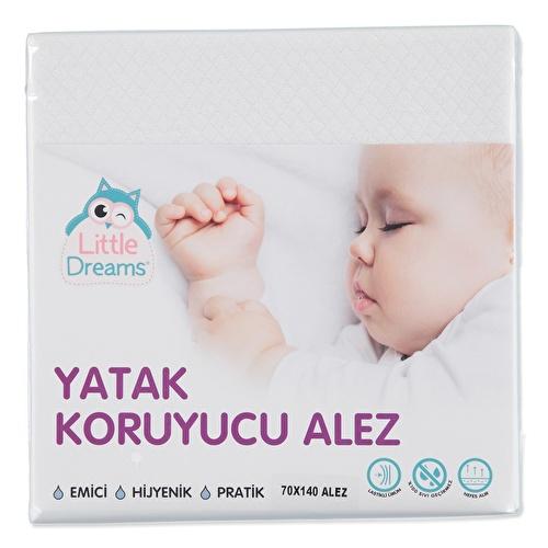 Bebek Fitted Yumoş Alez Yatak Koruyucu 70x140 cm