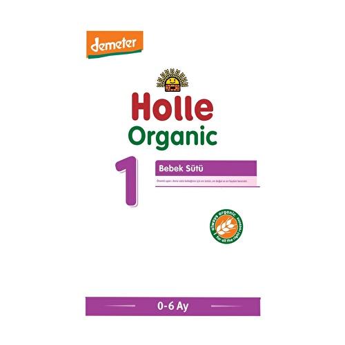 1 Organik Bebek Sütü 400 gr