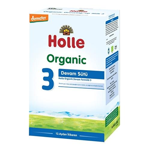 Organic Baby Follow-on Milk 3 600 g