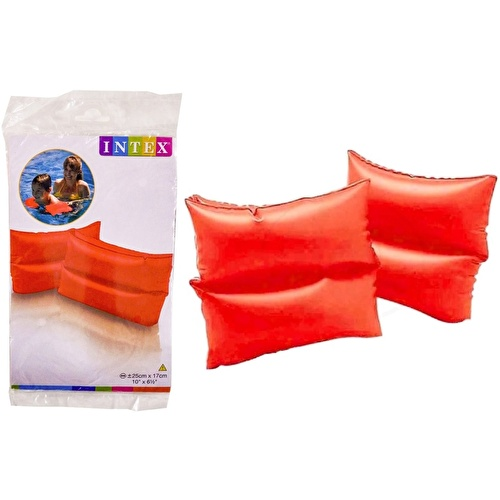 Red Arm Floats 25x17 cm