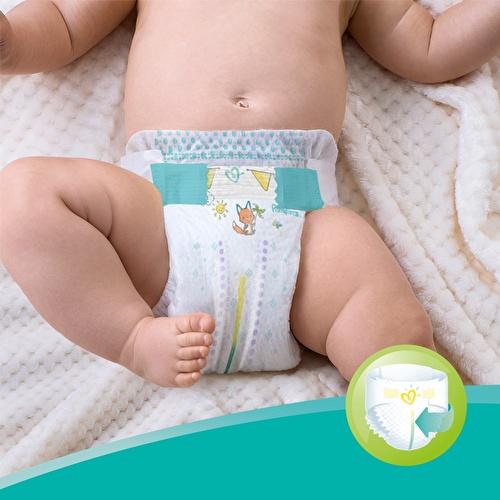 Bebek Bezi Yeni Bebek 1 Beden Yenidoğan Ekonomik Paket 2-5 kg 68 Adet