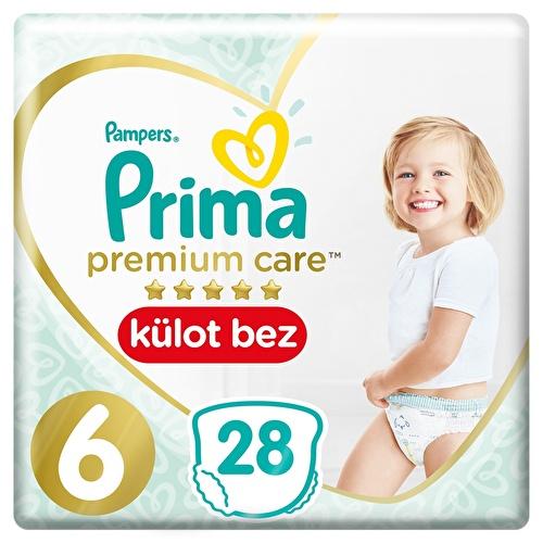 Premium Care Külot Bez Extra Large 6 Beden İkiz Paket 15+kg 28 Adet