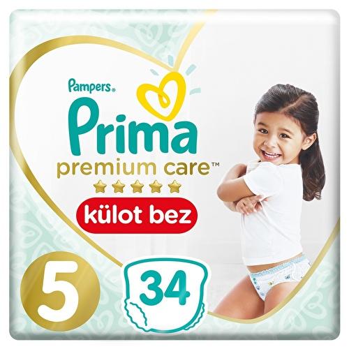 Premium Care Külot Bez Junior 5 Beden İkiz Paket 12-17 kg 34 Adet