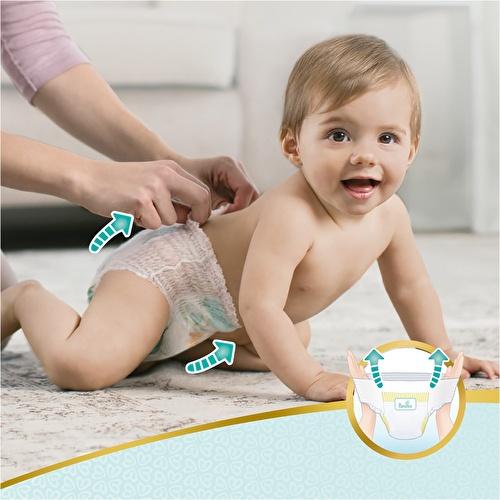 Premium Care Baby Diapers Size 5 Junior Twin Pack 12-17 kg 34 pcs