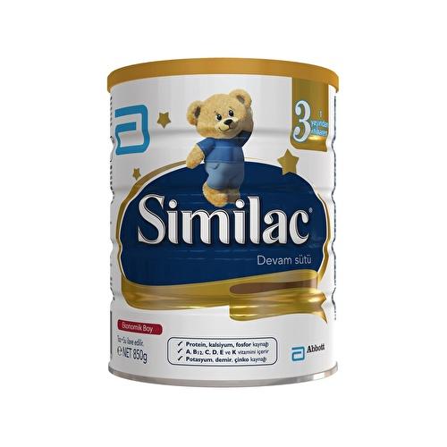 Baby Follow-on Milk 3 850 gr
