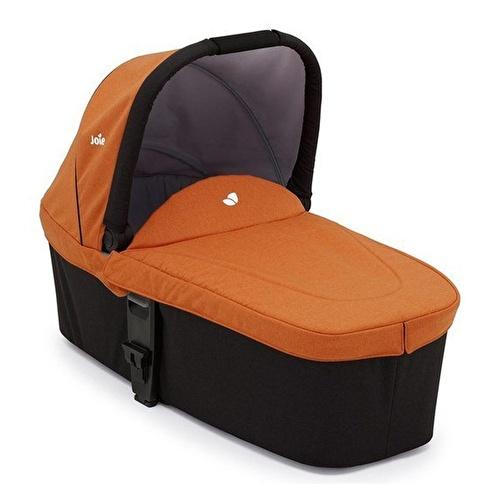 Chrome Carrycot - Orange
