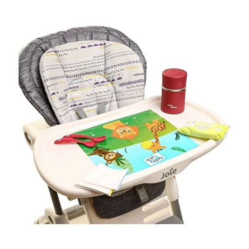 Multi-Purpose Baby Disposable Placemats 10 Pieces