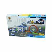 Police Car Parking Set