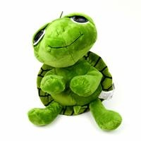 Plush Baby Toy Green Turtle 28 cm