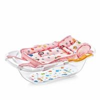 Baby Foamy Patterned Bath Net