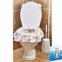 Disposable Toilet Seat Cover/Sheet 10 pcs