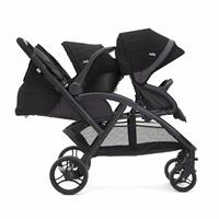 Evalite Duo Tandem Twin Baby Stroller