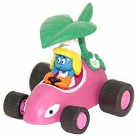 Smurfs Check - Drop Figured Vehicles