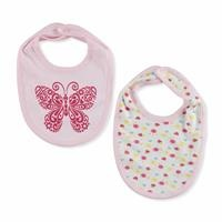 Patterned Baby Apron 2 pcs