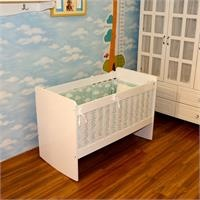 Baby Rocking Crib Cradle 60X120 cm