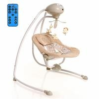 Wind Otomatik Oyuncaklı Bebek Salıncak