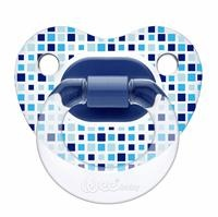 Transparent Patterned Orthodontical Soother