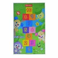 Educational Hopscotch Play Mat 100x160 cm