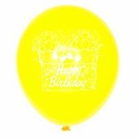 25'li Happy Birthday Balon