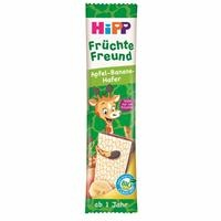 Organic Apple Banana with Oat Fruit Bar 23 gr
