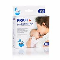 Breast Milk Storage Bags 25 pcs