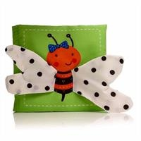 Fabric Books Bee For Babies and Kids