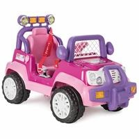 Princess Akülü Jeep 12 Volt