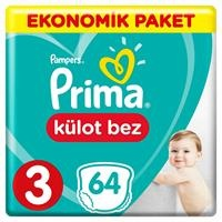 Baby Diaper Size 3 Midi Economic Pack 6-11 kg 64 pcs