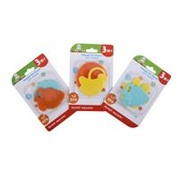 Baby Soft Teether Fruits 2 Pieces
