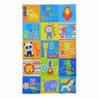 Educational Figures Play Mat 100x160 cm