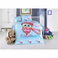 Baby Duvet Cover Set Cute 100x150cm