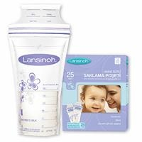 Breastmilk Stotage Storage 25 pcs